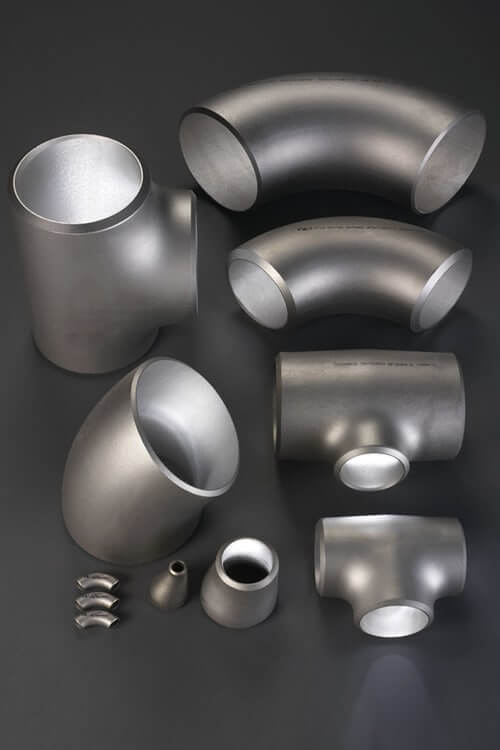 Inconel 600 Buttweld Pipe Fittings