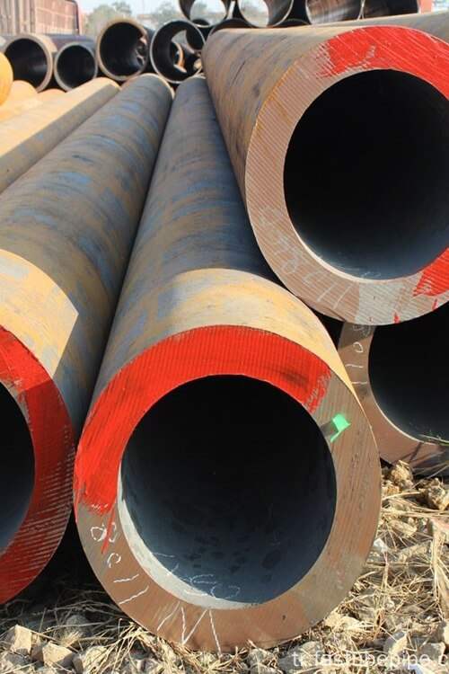 ASTM A335 IBR Pipes