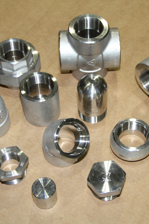 ASTM A182 904L Socket Weld Fittings