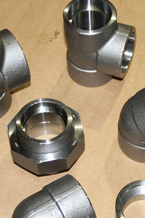 ASTM A182 S31803 Socket Weld Fittings