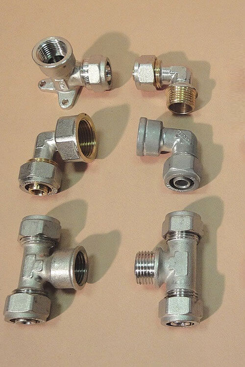 ASTM B164 Ferrule Fittings