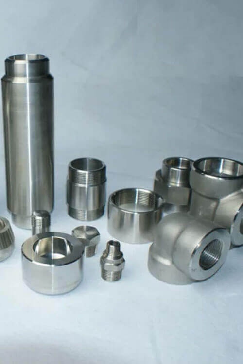ASTM A182 Gr.F44 S31254 Socket Weld Fittings
