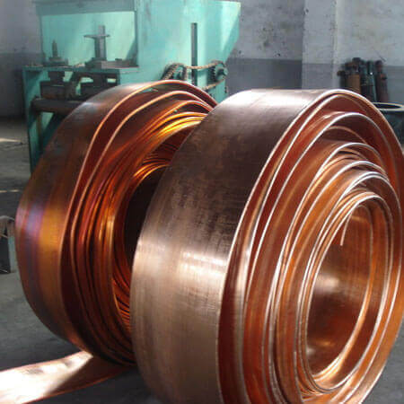 ASTM B194 Copper Beryllium Plate Sheet Strip Bar