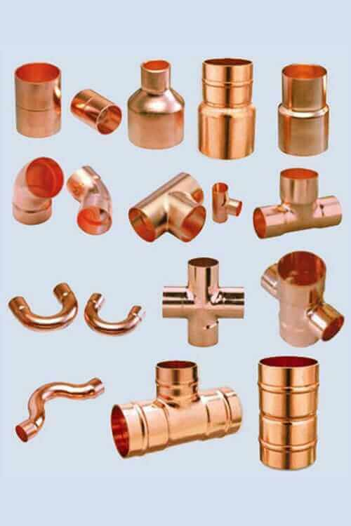 Copper Nickel 90/10 Buttweld Pipe Fittings