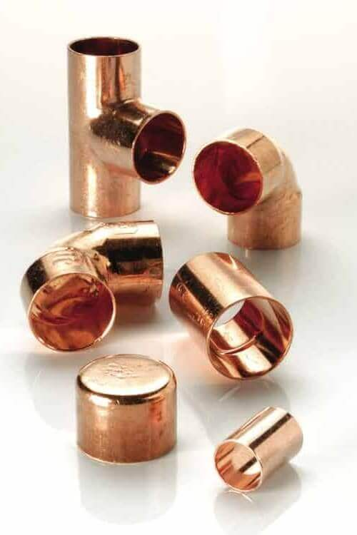 Copper Nickel 70/30 Buttweld Pipe Fittings