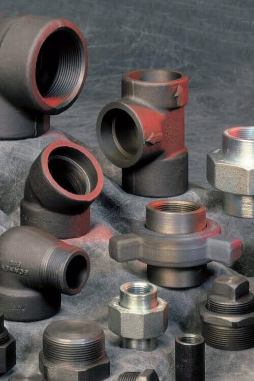 ASTM A105N Forged Fittings