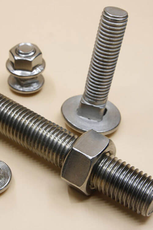 Hot Dipped Galvanized Stud Bolts