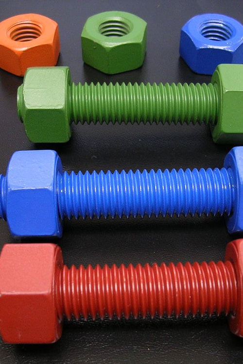 Coated Stud Bolts