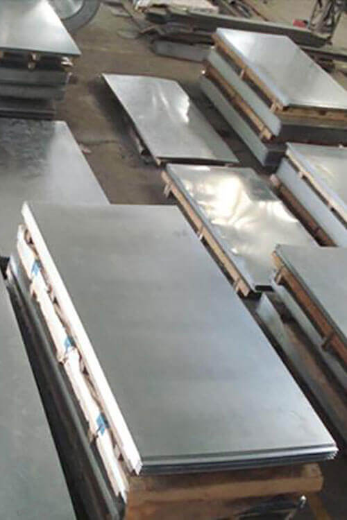 Stainless Steel 304 Cold Rolled Sheets