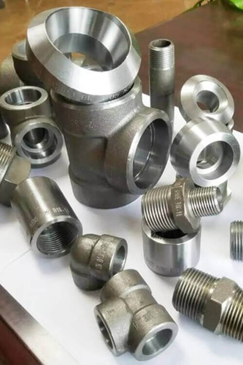 ASTM A182 Duplex S31803 F51 Forged Fittings
