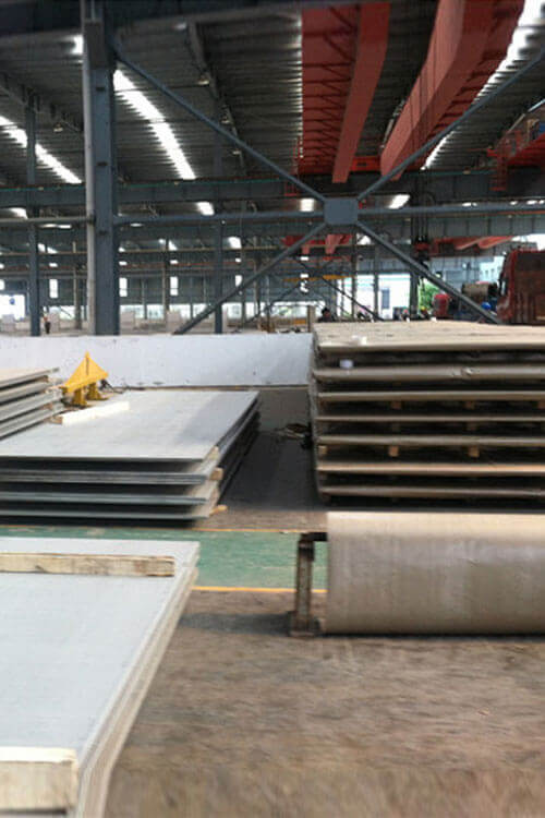 Stainless Steel 316L Hot Rolled Sheets