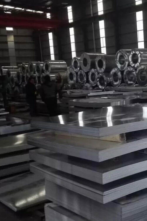 A240 Stainless Steel 304 / 304L Plates