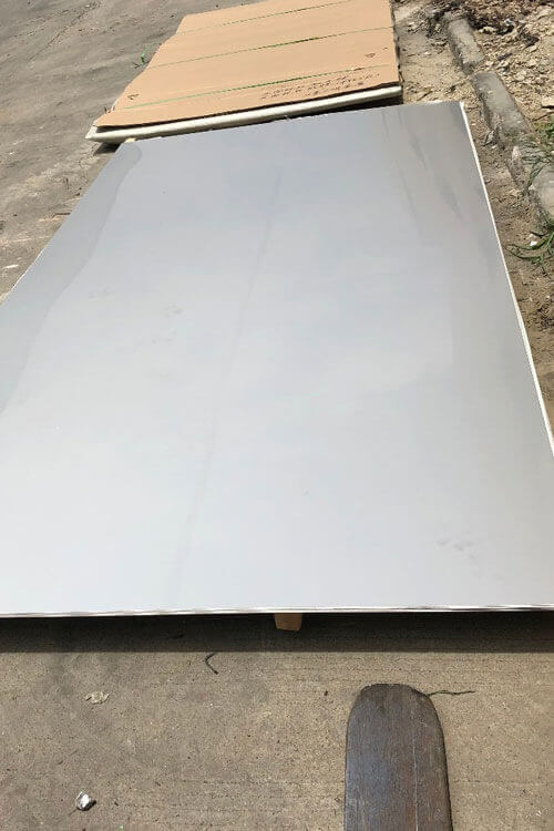 A240 Stainless Steel 316 / 316L Plates