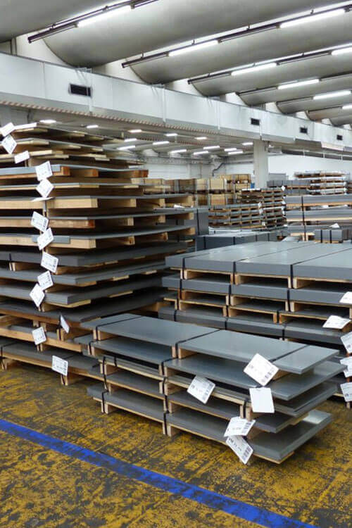 A240 Stainless Steel 316 / 316L Sheets