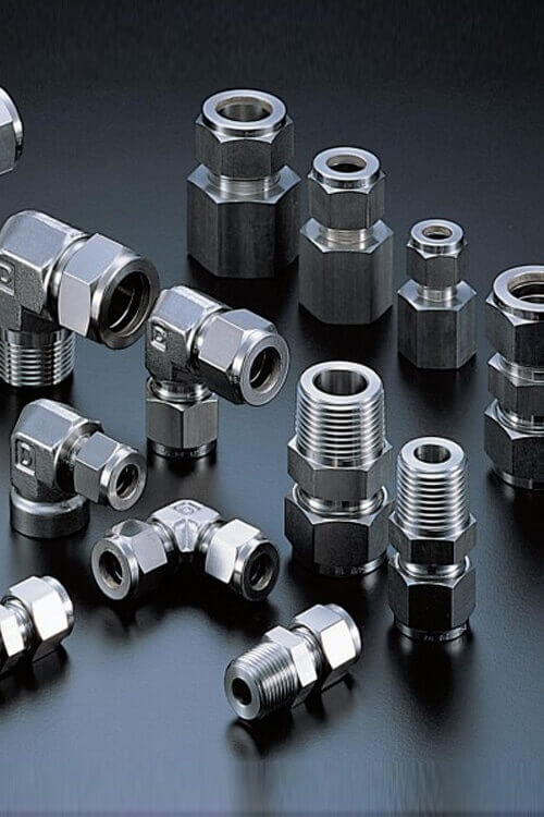 Stainless Steel 316 Compression Tube Fittings